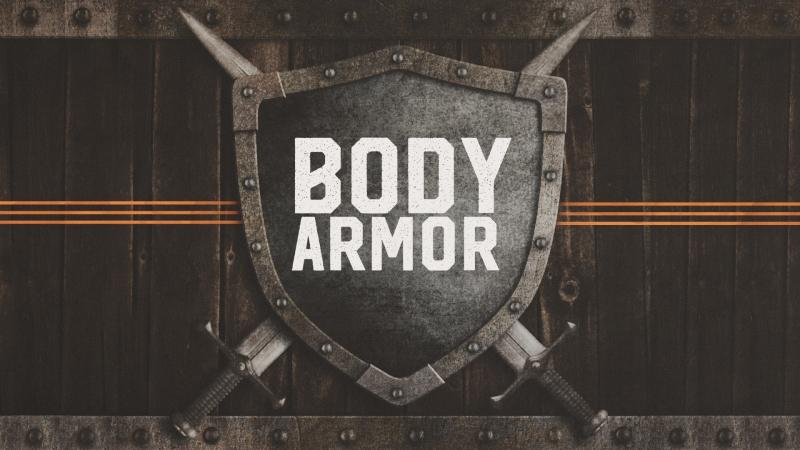Armor_title slide